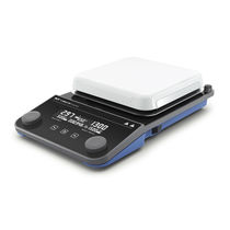 Magnetic laboratory agitator / digital / for laboratories / hot plate