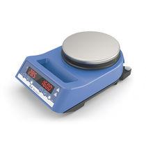 Magnetic laboratory agitator / digital / for beakers / hot plate