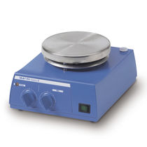 Magnetic laboratory agitator / analog / for beakers / hot plate