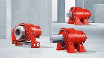 Planetary gear reducer / coaxial / high-performance / two-stage