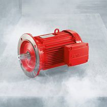 AC motor / synchronous / 22 V / explosion-proof