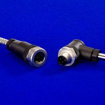 Pt100 temperature probe / stainless steel / 4-wire / high-precision
