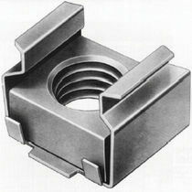 Cage nut / steel