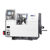 CNC automatic lathe / 3-axis / double-spindle