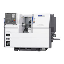 CNC automatic lathe / 2-axis / double-spindle