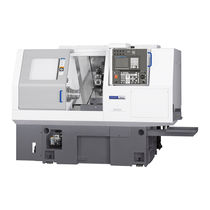 CNC automatic lathe / 4-axis / double-spindle