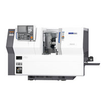 CNC lathe / 3-axis / double-turret / double-spindle