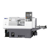 CNC turning center / 2-axis / 3-axis / high-speed