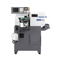 CNC lathe / 2-axis / high-precision / compact