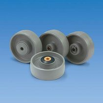 Monobloc wheel / polyamide / for trolleys