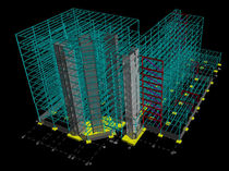 Analysis software / design / building / 3D
