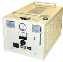 Pure oxygen and hydrogen gas generator / laboratory