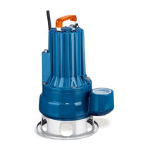 Wastewater pump / electric / centrifugal / submersible