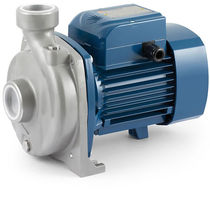 Water pump / electric / centrifugal / with open impeller