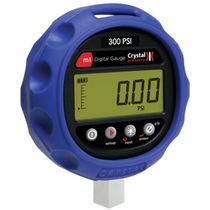 Digital pressure gauge / electronic / process