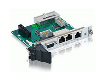 Digital I/O card / CompactPCI / Ethernet / rear transition module