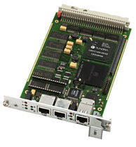 VME processor board / Freescale MPC8240 / rugged / embedded