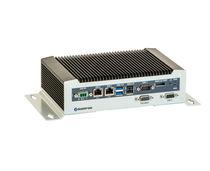Embedded PC / box / Intel® Atom D2550 / Ethernet