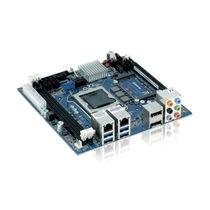 Mini-ITX motherboard / Intel H81 / 4th generation Intel® core / embedded