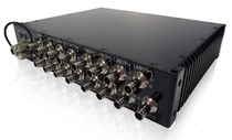 Managed network switch / 16 ports / IP67