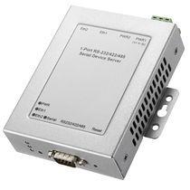 Serial device server / Ethernet / industrial / 1-port