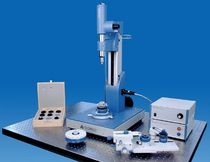 Lense form and surface measuring machine