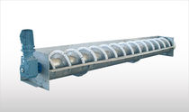 Screw screen / for wastewater treatment