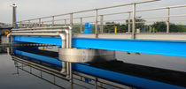 Central drive thickener / for sludge treatment