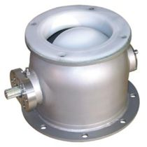Ball valve / dome / carbon steel / stainless steel