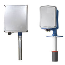 Weight and cable level sensor / bulk solids / for tanks