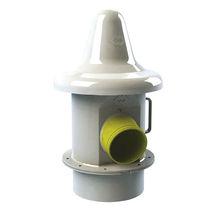 Diaphragm relief valve / silo