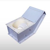 Slide valve / electropneumatic / control / metering