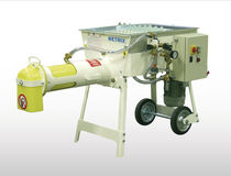 Conical screw mixer / continuous / not specified / for concrete