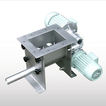 Powder micro-dispenser / granulates / volumetric / screw