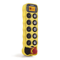 Wireless remote control / 10-button / 12-button / with integrated display