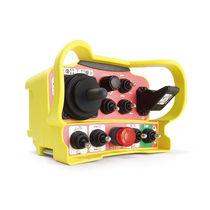 Radio remote control / joystick / multi-function / industrial