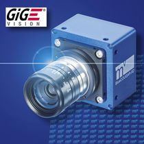 Machine vision camera / full-color / CCD / GigE