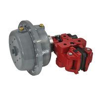 Caliper disc brake / spring / hydraulic release / waterproof
