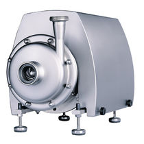 Food product pump / electric / centrifugal / sanitary