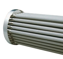 Gas filter / in-line / high-temperature