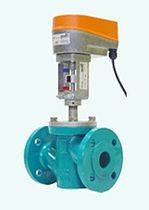 Regulating valve / for chemicals