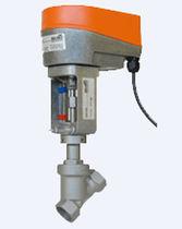 Fluid valve / motorized / socket weld