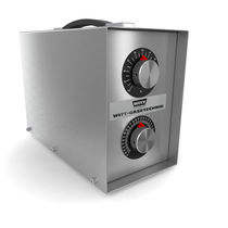 Continuous mixer / for gas / stainless steel / explosion-proof