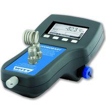 Air analyzer / moisture / portable