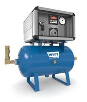 Dynamic mixer / continuous / for gas / explosion-proof