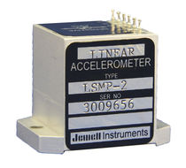 1-axis accelerometer / shear