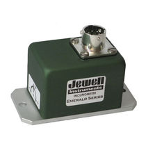 Single-axis inclinometer / current output / rugged