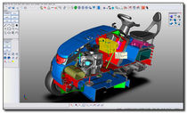 2D-3D CAD software KEYCREATOR Kubotek Europe