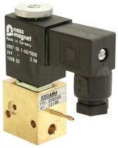 3/2 way direct acting solenoid valve 0.8 MPa REGADA