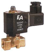 3/2 way direct acting solenoid valve 1/8&quot; - 1/4&quot;, 25 bar | MEAG series END-Armaturen GmbH &amp; Co. KG